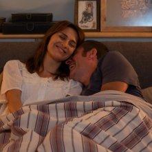Figli: un'immagine del film con Paola Cortellesi e Valerio Mastandrea