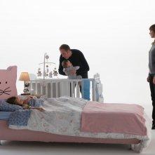 Figli: Valerio Mastandrea e Paola Cortellesi in una scena