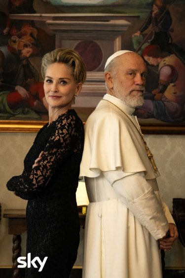 Sharon Stone E John Malkovich Nei Panni Di Giovanni Paolo Iii
