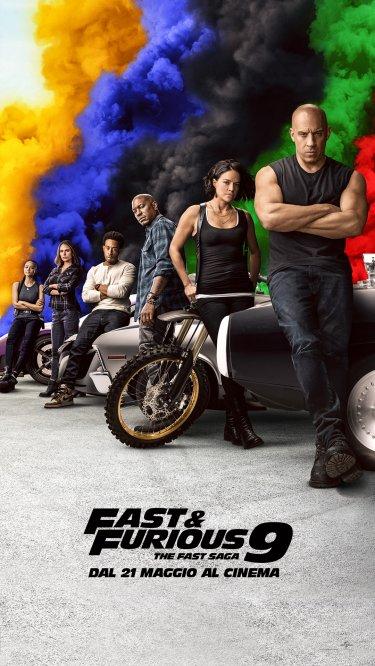 Fast And Furious 9 The Fast Saga
