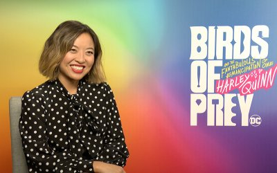 """Cathy Yan, regista di Birds of Prey: """"Volevo che Harley Quinn usasse il suo corpo come un'arma"""""""