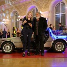La mia banda suona il pop: Natasha Stefanenko e Diego Abatantuono in  una scena del film