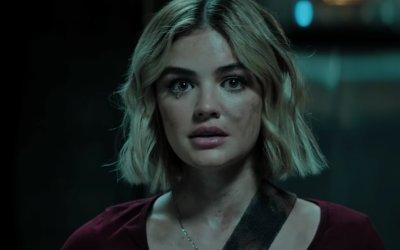 """Lucy Hale, protagonista di Fantasy Island: """"Un horror contro il bullismo"""""""