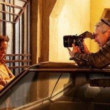 Roma: La genesi del film - una scena con Alfonso Cuaròn