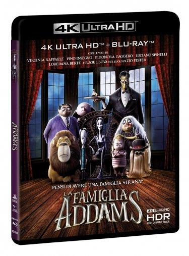 La Famiglia Addams In 4k E Blu Ray Recensione Un Super Video Fra
