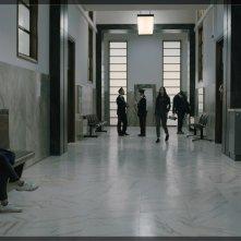 Palazzo di Giustizia: una scena del film