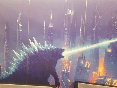 Godzilla Kong