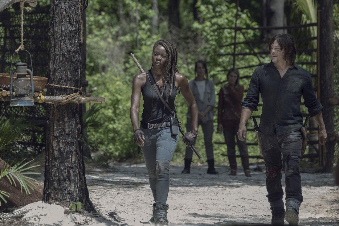 The Walking Dead 10 2