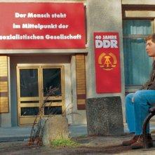 Good Bye, Lenin!: una scena con Daniel Brühl