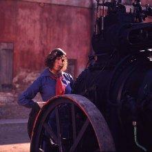 Novecento: una scena con Stefania Sandrelli