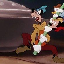 Bongo e i tre avventurieri: un'immagine del film
