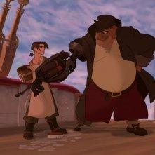 Il pianeta del tesoro: un'immagine del film