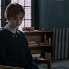 The New Mutants: Maisie Williams durante una scena del film