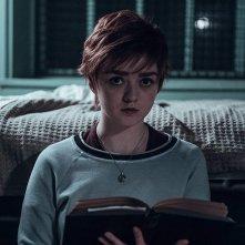 The New Mutants: Maisie Williams in una scena del film