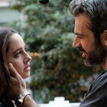 Doc - Nelle tue mani: Luca Argentero e Matilde Gioli in una scena della serie Rai