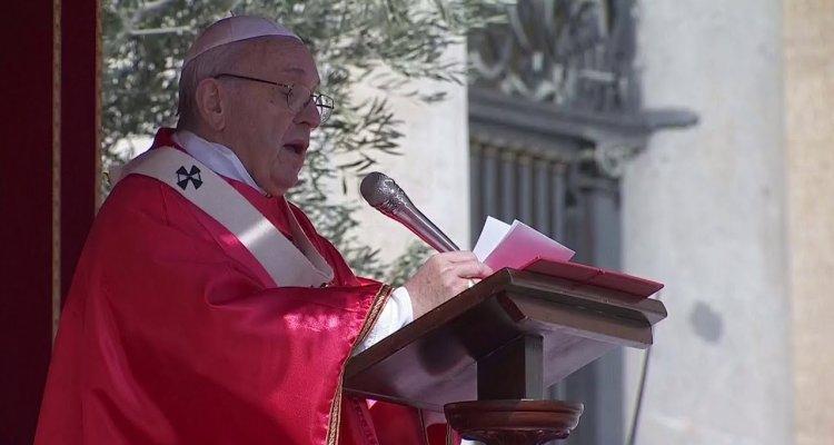 Papa Francesco: oggi su Rai1 in diretta la Santa Messa della ...