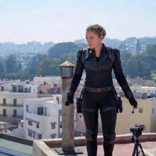 Black Widow: Florence Pugh in costume