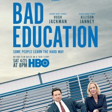 Locandina di Bad Education