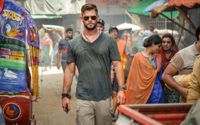 Tyler Rake, la recensione: Chris Hemsworth, eroe d'azione