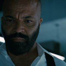 Westworld 3: Jeffrey Wright  in una scena del settimo episodio