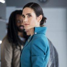 Snowpiercer: Jennifer Connelly in una scena della serie