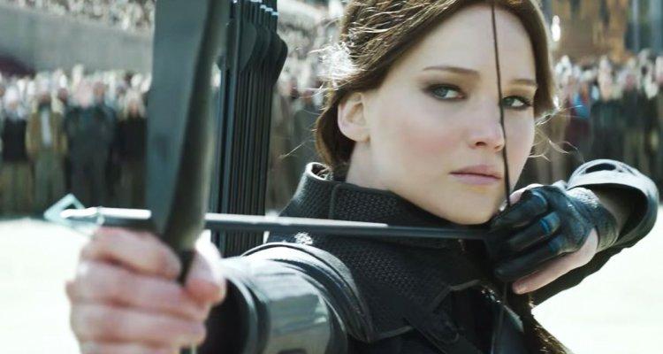 Hunger Games: Il Canto della Rivolta - Parte 2: stasera su Italia 1 il ...