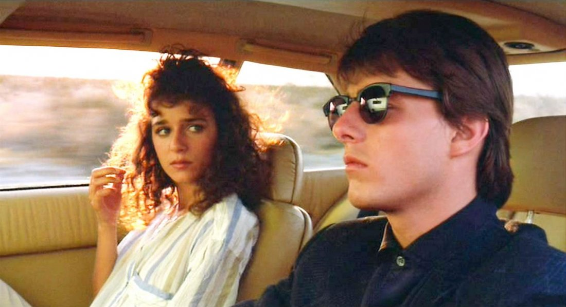 Valeria Golino Tom Cruise