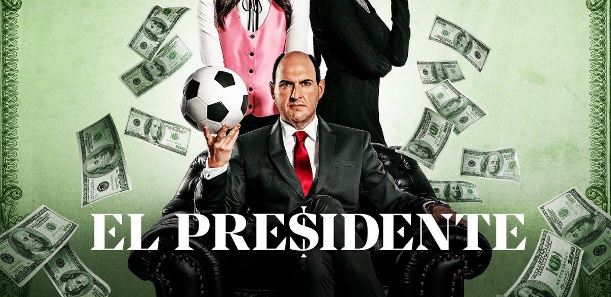 El Presidente, su Amazon Prime Video in streaming da oggi - Movieplayer.it