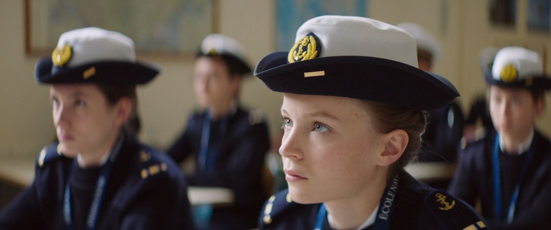 In Prima Linea Una Donna In Marina 2
