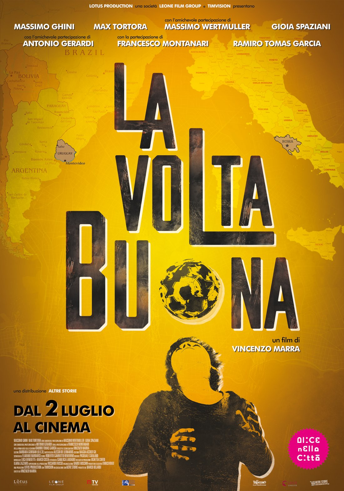 La Volta Buona Xauonzk