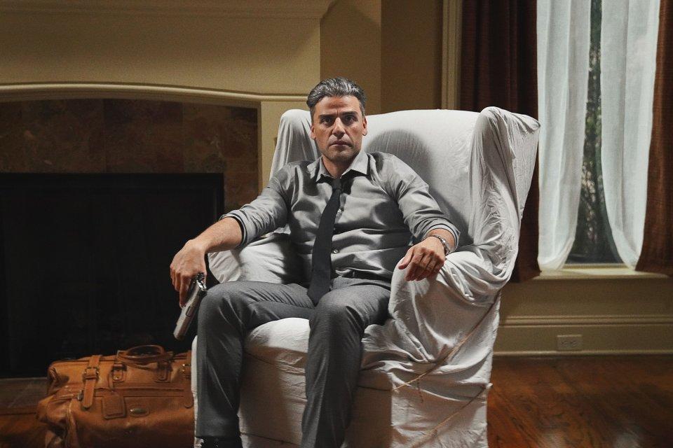 The Card Counter Oscar Isaac