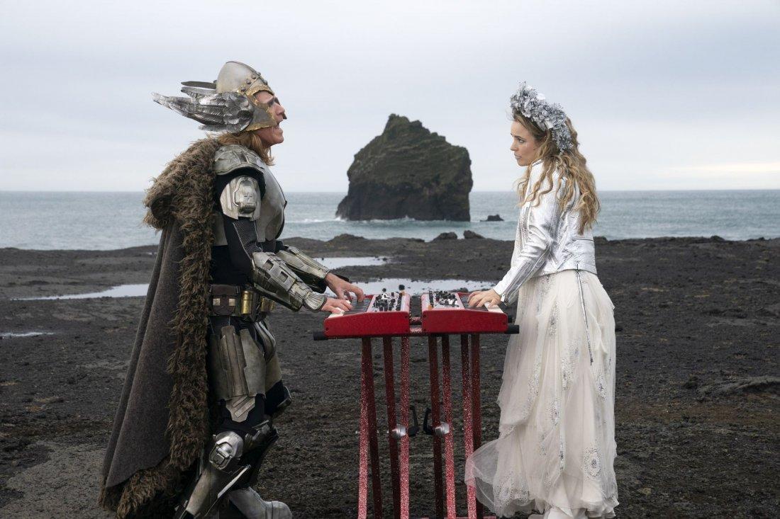 Eurovision Song Contest La Storia Dei Fire Saga 2