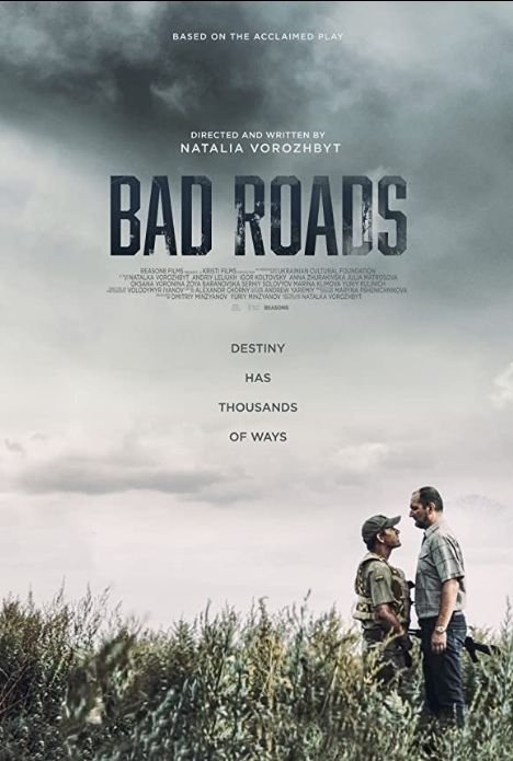 Bad Roads Poster