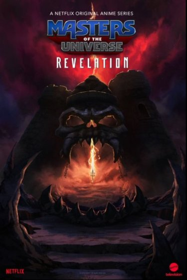 Masters Of The Universe Revelation Poster