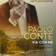 Locandina di Paolo Conte, Via Con Me