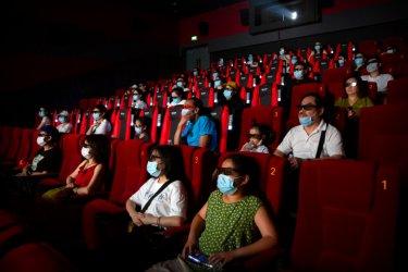 Sala Cinema Covid