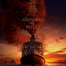 Locandina di Assassinio sul Nilo
