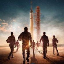 Talenti spaziali: il poster della serie