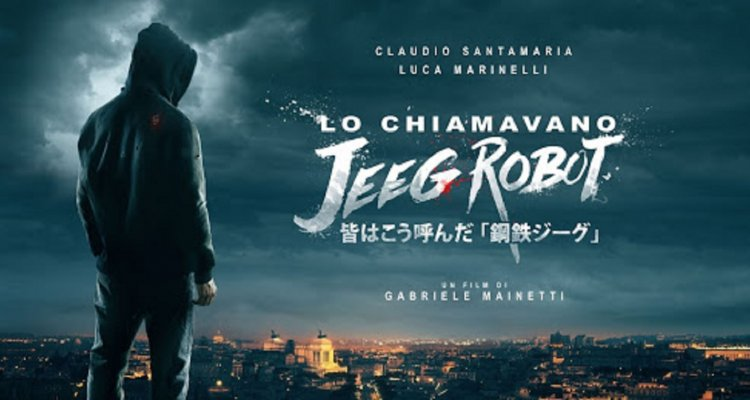 Jeeg Robot Streaming