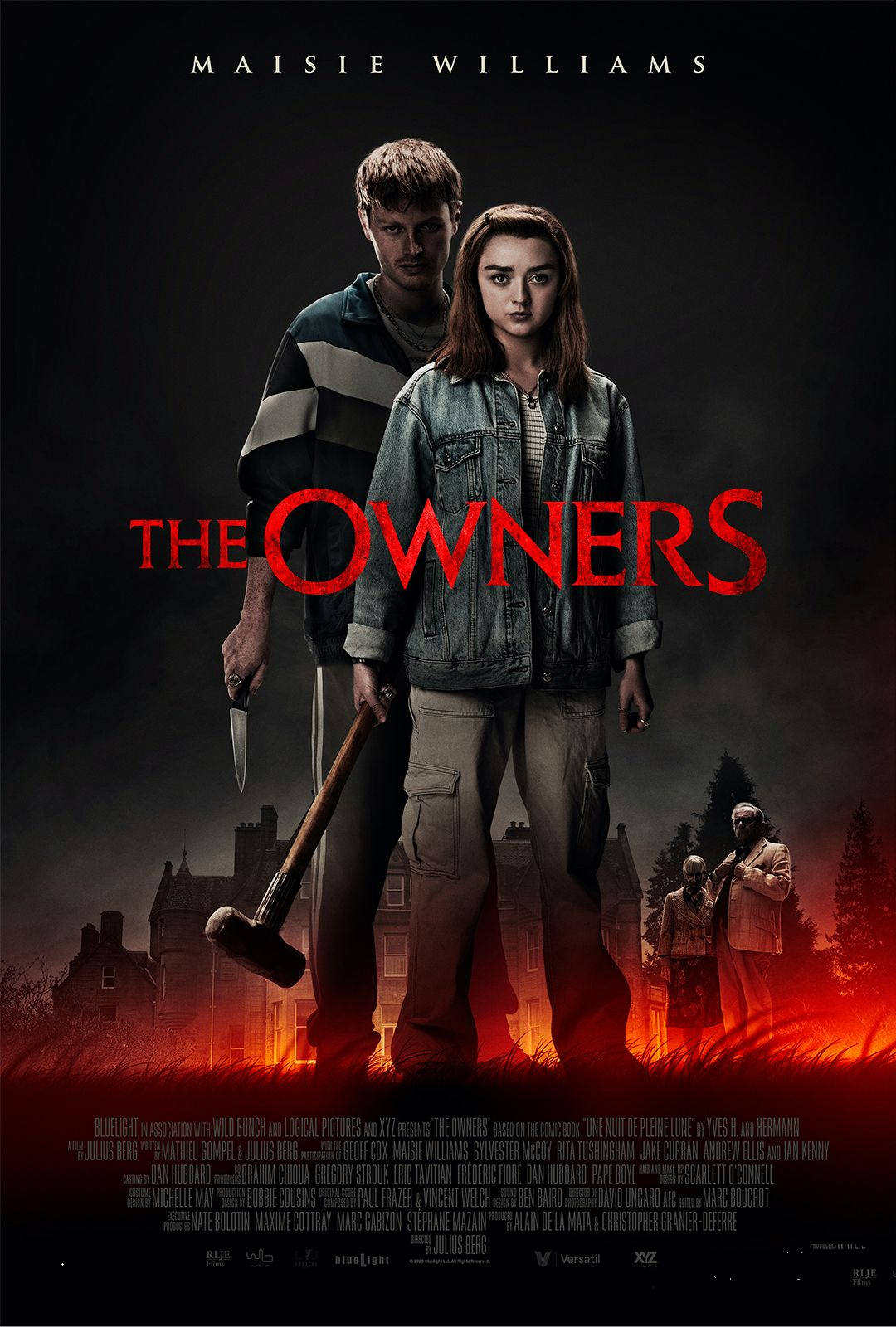Owners Poster