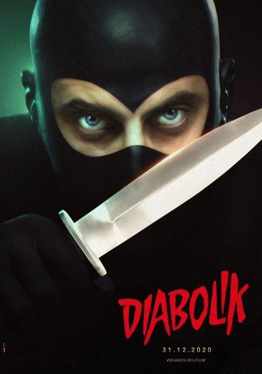 Diabolik Poster
