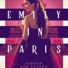 Locandina di Emily in Paris