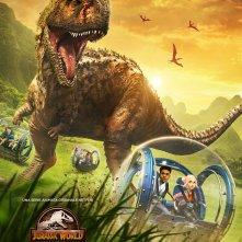 Locandina di Jurassic World: Nuove avventure