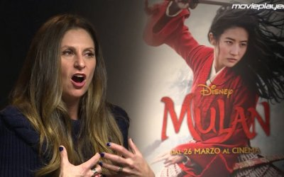 Mulan: Video intervista a Niki Caro