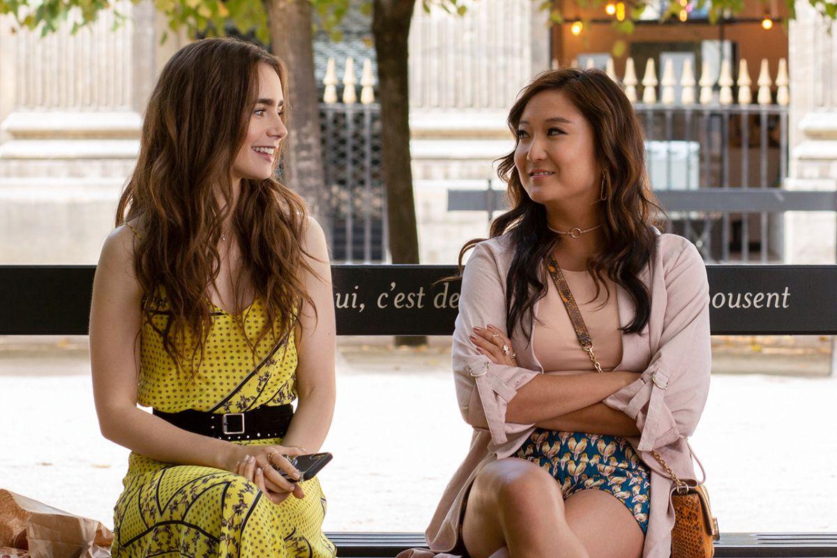 Emily in Paris: il trailer della serie Netflix con Lily Collins -  Movieplayer.it