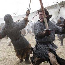 El Cid: una cruenta immagine della serie