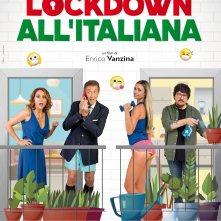 Locandina di Lockdown all'italiana