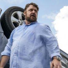 Il giorno sbagliato: Russell Crowe in un momento del film