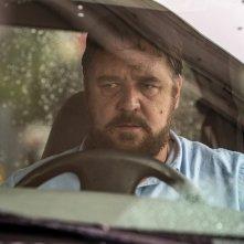 Il giorno sbagliato: Russell Crowe in una sequenza del film
