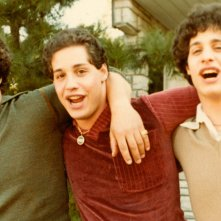 Three Identical Strangers: un momento del film